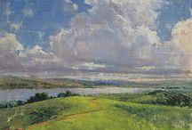 Elizabeth Pollie / Landscape Clouds