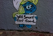 Smurfs (or not)