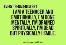 #TeenTruths