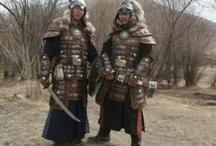 Mongolian & Chinese
