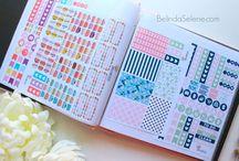 Planner / Dicas de organização