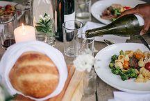 food & entertaining inspiration / by Heidi Blatherwick