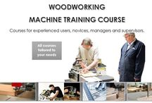 Training in AMS / Here at AMS all of our woodworking machinery training courses are tailored to compliment your employees learning needs and the equipment they are using. This can vary from a single classical woodworking machine to a range of more advanced equipment and machinery. Courses start from a single day but do vary depending upon what machines the employee is receiving training on and the number of staff attending.