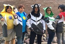 Voltron Cosplay