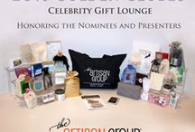 The Artisan Group and The Golden Globes / Gifting suite for The Golden Globes