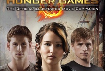 The Hunger Games / i love the books and the film(s   to be) / by Eliza Taft