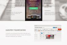 Web Design / by Victor André Cavero