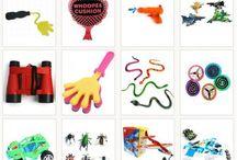 Lots de jouets pour la kermesse école