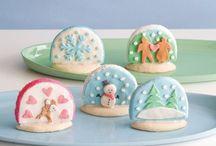 Recipes--Christmas baking