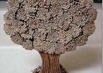 Výrobky z borovicových šišek