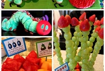 Someone please have a baby I need to do a hungry caterpillar themed shower!!!