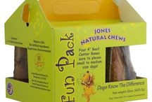 2014 Products / 2014 Dog Treats / by Jones Chews