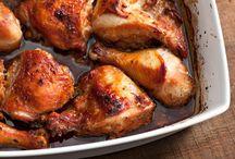 Food - Chicken & Turkey / by Jen G