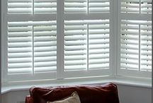 Craftwood MDF Shutters / Our Craftwood range or MDF(medium density fibre) range are our most affordable but also most durable shutters.