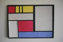 Me ♥ Mondrian / by Leslie Kane