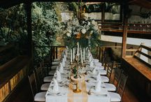 Tasteful Table Settings / Take your wedding to the next level with these tasteful table settings. From inspiration to DIYs, you'll have the most enchanting tablescape for your magical day. Flowers, decor, dinnerware, and more fill the pins of the swoon worthy board.