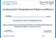 Evaluador de la #Transparencia