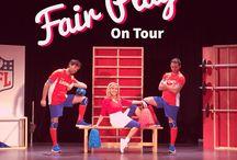 Fair Play Haz Teatring / Teatro escolar de Haz Teatring y Recursos Educativos
