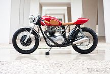 Bikes and more / Cafe racers, classics, bobbers, scramblers