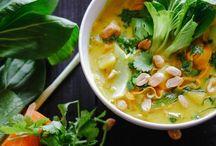 Leckere Suppen-Rezepte / Hier findest Du die beliebtesten Suppen-Rezepte der mealy-App. Vegane, Vegetarische und Exotische Suppen, Suppen für Kinder oder einfach für Suppenliebhaber - hier ist für jeden ein passendes Suppen-Rezept dabei!