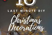 Christmas Decorations | DIY Christmas Decor Ideas