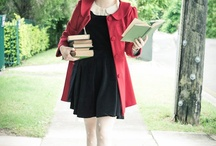 Librarian chic / by Neth Prum