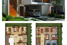 Villas and decore