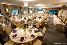The Banquet room / Lake Michigan Hills Golf Club's banquet room. Seats up to 200 people