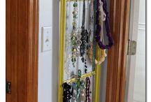 Organizing my jewelry