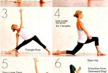 Sequenze di yoga