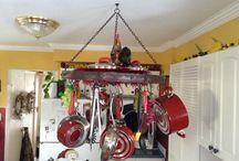 Hanging Pot Holders
