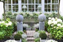 Mer inspiration till min lilla trädgård / Inspirerat avClaus Dahlby, mfl
