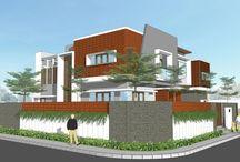 L+R residence at Palembang
