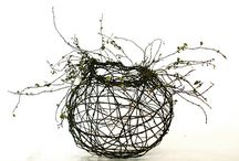 Wire Creations / A mixture of projects using wire.