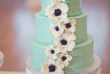 Mint and Peach Wedding / by Whitney Press
