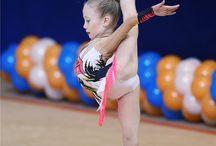 Rhythmic gymnastics rope