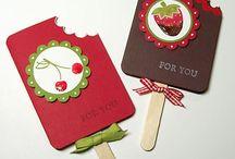 Varie cards