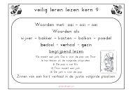 veilig leren lezen kern 9