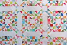 Easy Quilts / Quilts that are easy to make