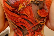 Body Paint & Ink / by Eric Kaster