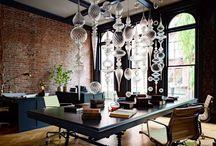 Home office / by Kristie Foushee