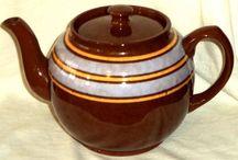 Types of Teapots