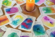 Oracle Cards and Tarot Cards / Oracle cards to lust after. Tarot cards, spreads, and meanings.