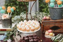 Bruidstaart / Bruidstaart, cupcakes, cakepops, carrotcakes en meer lekkers