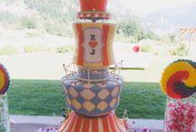 Dumbo Themed Wedding