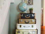 Suitcases, Trunks and Some Things to do with Them / by Pamela Kaiser