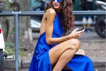 Dresses& low-back