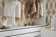 Closet Design / Closet design ideas / by Elisa Smith