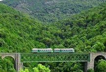 Ogliastra / Ogliastra, land of enchanting beauty, along the oriental coast of Sardinia.