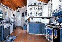 Modern Kitchens & cool kitchen items / by Diane Boren